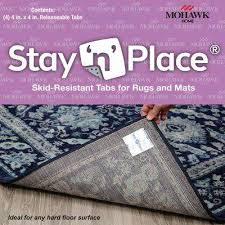 4 in x 4 in multi surface carpet tile tabs