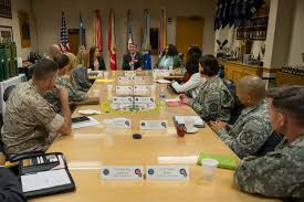 u s department of defense photo essay  defense secretary ash carter participates in an army roundtable on sexual assault and sexual harassment prevention
