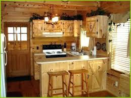cabin kitchen design. Fine Cabin Log Cabin Kitchen Ideas Cabinets White  In Unique   Throughout Cabin Kitchen Design
