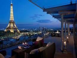Shangri La Paris Vous Ouvre Sa Terrasse Exclusive Shangri La La Terrasse Suite