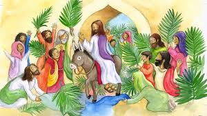 Image result for clip art palm sunday
