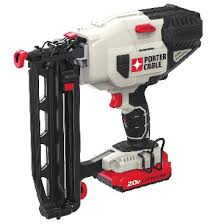 porter cable power tools. porter cable 16ga straight finish nailer power tools