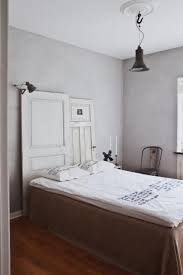 paint old white doors with white paint then bang them with chains then use as dividers and backdrops