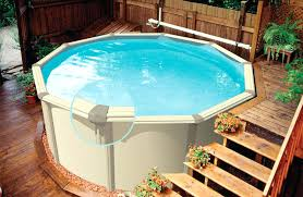 Backyard Above Ground Pool Ideas Great Backyard Ideas On A Budget