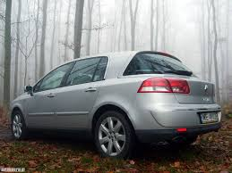 Renault Vel Satis 3.0 dCi technical details, history, photos on ...