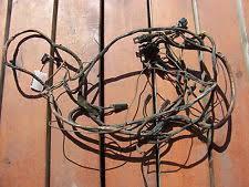 cuda wiring harness 1968 plymouth barracuda cuda headlight wiring harness 67 69 oem