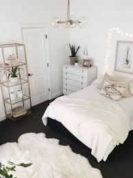 bedroom inspiration tumblr. I Like This Vibe. Would It Work With A Lighter Floor Though? Maybe Too Light| White Room Pinterest Decor, Lights And Bedroom Inspiration Tumblr U