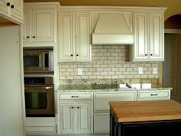 47 types shocking distressed kitchen cabinets subway tile backsplash luxe homes and design white glazed antique glaze wallpaper photos hd decpot country
