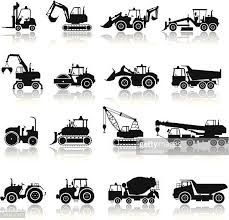 60点のトラクターのイラスト素材クリップアート素材マンガ素材