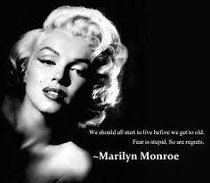 Marilyn Monroe Dream Quotes Best of Sometimes Good Things Fall Apart So Better Things Can Fall Together