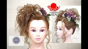 盛り髪の作り方革命 卒業式体育祭ヘアセット Zenヘアアレンジ125
