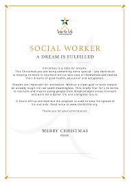 Become A Social Worker Dream Become A Social Worker