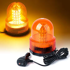 Snow Plow Emergency Lights Buy Led Revolving Warning Light Rotating Beacon Lte 1105 In