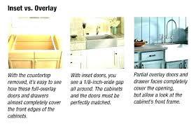 kitchen cabinet faces inset cabinet doors kitchen cabinet faces inset cabinet doors partial inset cabinet door