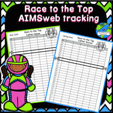 Race To Top Charts To Monitor Progress On Aimsweb For K Updated