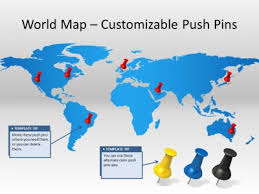 Map Of The World For Powerpoint World Maps In Powerpoint Presentermedia Blog