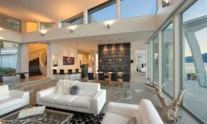 Ultra modern home Unique Interior Design Ideas Ultramodern Lake House With Luxurious Details