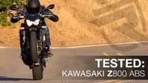 <b>Project</b> Bike: 2016 Kawasaki Z800 <b>ABS</b> Motorcycle Video Review ...
