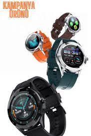 Y10 Akıllı saat ve Smart Watch Türkçe Dil Deteği Arama Cevaplama ve Konuşma