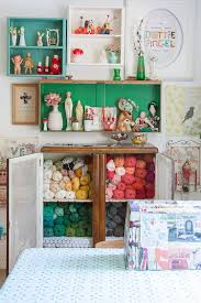 craft room home office design. Shabby Chic Is The Perfect Style For Those Who Love To Craft And Create! [ Room Home Office Design