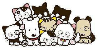 猫キャラクターたま