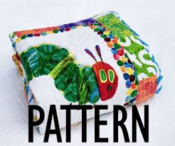 Very Hungry Caterpillar Quilt Pattern looking for breakfast a ... & Very Hungry Caterpillar Quilt Pattern looking for breakfast a quilt pattern  carolinapatchworks Adamdwight.com