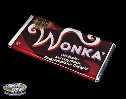 real wonka chocolate bar. Beautiful Real Image 1  Screenused Wonka Candy Bar From Charlie And The Chocolate  Factory  In Real Bar T