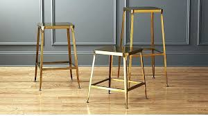 gold counter stools. Gold Metal Counter Stools Stool Awesome Bar Regarding Flint Decor 0 Acrylic T