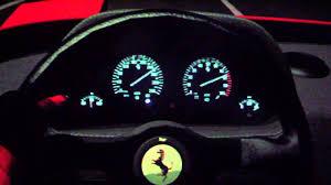 It's a complete ferrari legacy. 1992 Ferrari F40 Top Speed Run Youtube