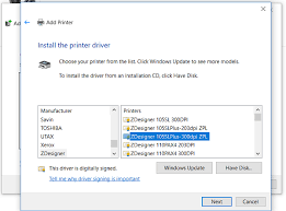 Latest update microsoft has resolved their issues preventing the zebradesigner driver and drivers from other developers from making a bluetooth connection using windows 10 pcs. Adding A Networked Zebra Printer To A Windows 10 Pc Zebra