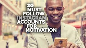 The Best Instagram Accounts For Motivation & Inspiration!