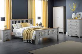 bedroom furniture the range