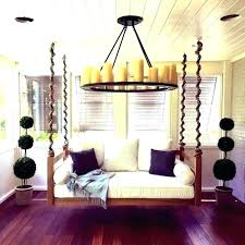 hanging bed diy outdoor floating bed outdoor floating bed gallery of for porch day plans trampoline i hanging swing round hanging bed diy