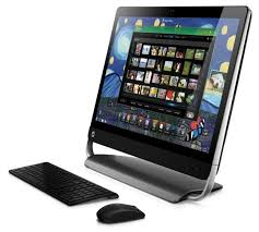 HP Omni 27 all-in-one desktop PC unveils touchscreenless \u2022 The Register