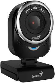Купить <b>Genius QCam</b> 6000 black в Москве: цена <b>веб</b>-<b>камеры</b> ...
