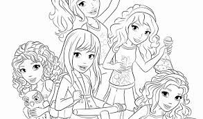 Huge Collection Of Lego Friends Drawing Download More Than 40