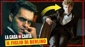 La Casa di Carta 5 - Il figlio di Berlino nella banda?😱 - YouTube