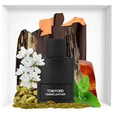 patchouli then all carpenters and darkening vetiver ombré leather is finally warmed with amber and moss to create a more velvety look
