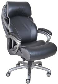Serta Big And Tall Smart Layers Tranquility Executive Office Chair With Air Technology