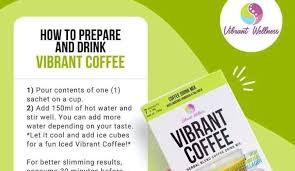 It has a balance of macronutrients (protein, fat, and carbs) and contains many vitamins and minerals. Vibrant Coffee Best Slimming Coffee Photos Facebook
