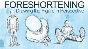 Pants Drawing Reference How To Draw The Figure In Perspective Foreshortening Youtube