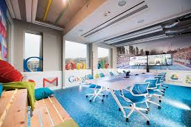 The google office London Collect This Idea Design Modern Working Google Budapest Freshomecom Spa Theme As Inspiration For The Energetic Google Offices In