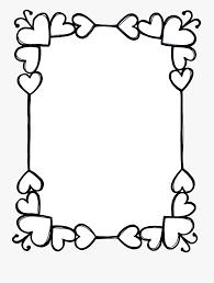 Chart Design Border Chart Paper Border Design Clipart Png Download Border