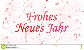 Testo Del Buon Anno In Tedesco I Neues Jahr Di Frohes Su Backg Bianco  Illustrazione di Stock - Illustrazione di estratto, festa: 82159769
