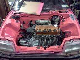 1989 crx dx build th honda tech tomorrow ill finish the engine harness tryed some de pinning on the black clips today not working to well for me im going to mess it tomorrow and get