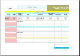 Project Tracking In Excel Task Tracking Template Excel Project Task Tracker Excel Template And