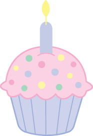 birthday cupcakes clipart. Exellent Cupcakes Cute Birthday Cupcake Clipart 1 For Cupcakes H