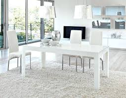 modern white dining room chairs full size of home white dining table set contemporary chairs home