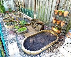 small easy vegetable garden