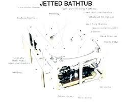 in line heater for whirlpool bathtub bathtub jet covers jet inline heater for jacuzzi bathtub in